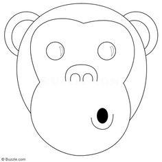 10 Best Cartoon Monkey Images Monkey Drawing Jungles Appliques