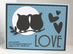 Image detail for -Stamping Inspirations: Stampin' Up's Owl Punch