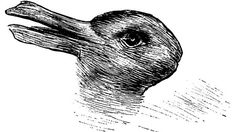 The 'Duck or rabbit?' optical illusion, called 'Kaninchen und Ente' in German, is more than 100 years old and first appeared in a German magazine around 1892 See And Say, What Do You See, Illusion Games, Duck Or Rabbit, Old Images, Art Graphique, Land Art, Optical Illusions, Ink Drawings