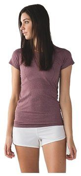 5634bcc22 Lululemon Active Tee Shirts - Up to 90% off at Tradesy