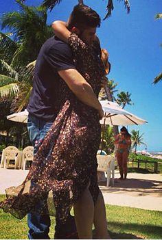 """Preta Gil posta foto com novo namorado: """"chegou pra completar minha felicidade""""   y_entretenimento - Yahoo OMG! Brasil. ´´ENDLESS LOVE´´"""