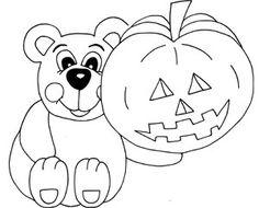 omalovanka Halloween, Blog, Blogging, Spooky Halloween