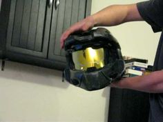 How to Build Your Own HALO Armor. So nerdy, but I really want to do this.