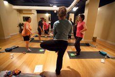 Crafty Garden Mama: TV Free Friday: Yoga