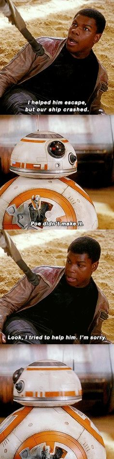 Finn and BB-8