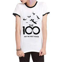 Bildergebnis für the 100 t-shirt