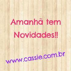 Amanhã chegam várias novidades na Cassie!!!  Lindas semijoias folheadas com garantia pra você brilhar muito!!!   ╔══════════   ═════════╗  #Cassie #semijoias #acessórios #moda #fashion #estilo #inspiração #tendências #trends #brincos #brincoslindos #love #pulseirismo #lookdodia #zircônias #folheado #dourado #brincoleque #brincoleve #colar #pulseiras #berloques #charms #maxibrinco #anellove #diadosnamorados # # # #❤