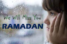 #ramadan miss you