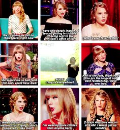 and this is exactly why I love taylor swift. I totally agree with her and grey's <3 <3