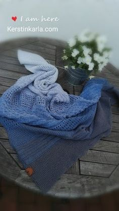 Baby Knitting Patterns Yarn The Patterned Mermaid © - Kerstin Karla ♥ Baby Knitting Patterns, Crochet Gloves Pattern, Crochet Motifs, Baby Patterns, Free Knitting, Crochet Patterns, Knitting Scarves, Knit Crochet, Knitted Baby Blankets