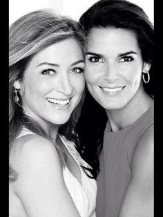 Sasha and Angie