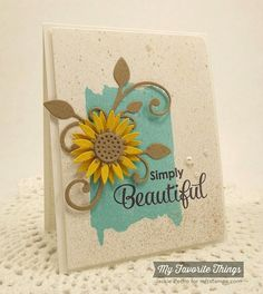 Simply Beautiful by strappystamper - Cards and Paper Crafts at Splitcoaststampers