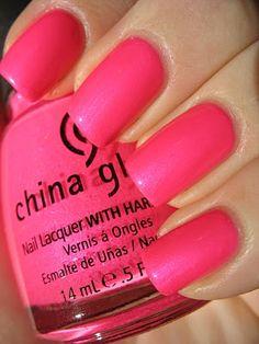China Glaze - Pink Voltage