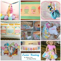 Easter Bunny Blog Hop