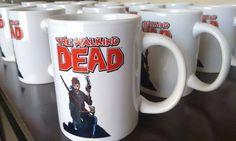 Concurso Cultural – Caneca The Walking Dead