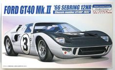 Ford Gt40, Cars, Vehicles, Templates, Scale Model, Autos, Car, Car, Automobile