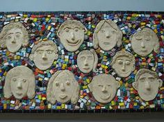 projects with clay and children - Google Search