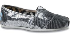 Shiny Disco Ball Shoes From Toms Holiday Collection - The Kit
