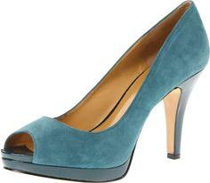Amazon.com: Nine West Women's Danee Platform Pump: Shoes
