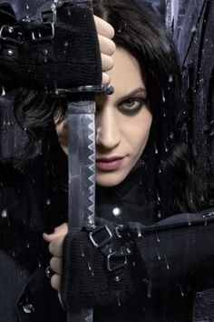 Cristina Scabbia. Always have and always will be my ultimate metal female crush. <3