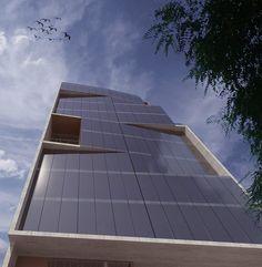 Edificio Oficinas . Miraflores . Lima (Perú) on Behance