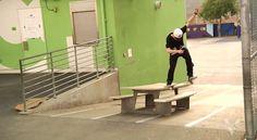 A Skater's Revenge! Magnified: Paul Hart