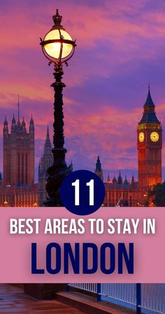 Wondering where to stay in London with kids, your loved one, friends, or solo? We've got you covered. On this list, you'll find the 11 best areas to stay in London. | where to stay in London | best area to stay in London | where to stay in London first visit | the best area to stay in London first time | best area in London to stay European Travel Tips, Europe Travel Guide, London Travel, Travel Uk, Travel Info, Travel Goals, Family Travel, Scotland Travel, Ireland Travel