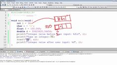 We are going to extend the discussion on memory allocation to another video. The compiler will always refer to the address of the first byte as the base addr. The C Programming Language, Programming Languages, C Programming Tutorials, Integers, Base