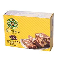 Marmara Premium Gourmet Halvas 350 GM Cacao -- Details can be found by clicking on the image.