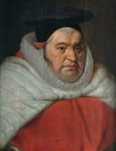 Sir John Dodderidge. Chief Justice to Queen Elizabeth I.