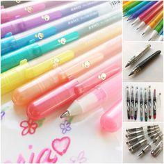 NEW THIS WEEK Gel pens fountain pens and more! . Go here: http://to.jetpens.com/2dPBQZL . Sakura Aqualip Gel Pens Kokuyo Enpitsu Mechanical Pencils Kaweco Sketch Up Clutch Lead Holders Yasutomo Y&C Liquid Stylist Marker Pens TWSBI Diamond Mini AL Fountain Pens . Clickable link in Instagram profile! . #instajetpens #newarrivals #twsbimini #fountainpen #sakuraaqualip #gelpens #kawecosketchup #leadholder #yasutomo #enpitsu