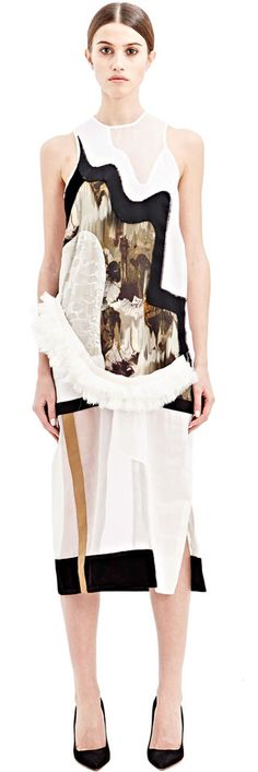 Anne Sofie Madsen Patchwork Dress