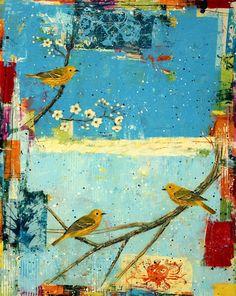 Paul Bingham, Yellow Warblers