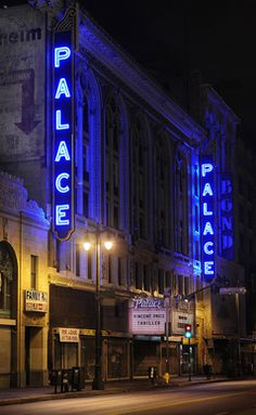 Palace Theatre on Broadway, Los Angeles
