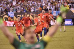 @Chile #CA2016 #CopaAmerica #CopaCentenario #CopaAmericaCentenario #Chile #VamosChile #LaRoja #9ine