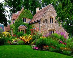 Old English Cottage English Country Cottages
