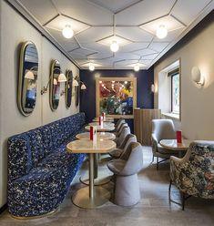 César Anca Returns to Madrid With Radiant Restaurant by EstudiHac