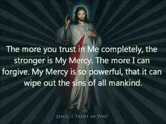 + Divine Mercy +