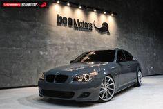 BMW 5 Series on Vossen CVT