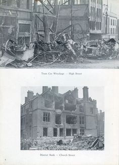 Sheffield Blitz - Story And Pictures Sheffield City, Yorkshire, Old Things, War, Memories, History, Pictures, Memoirs, Photos