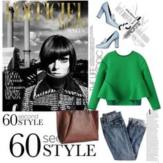 """Sweet sixties"" by natalio on Polyvore"