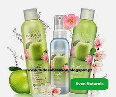 Tudo sobre Avon: Avon Naturals - Maçã Verde e Flor de Macieira