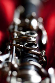 I play the clarinet!