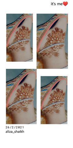Modern Mehndi Designs, Mehndi Design Photos, Mehndi Designs For Hands, Mehandi Designs, Lovely Girl Image, Girls Image, Punjabi Girls, Braided Hairstyles Tutorials, Cool Girl Pictures
