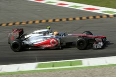 Italian GP: McLaren on top of final Friday session at Monza
