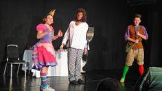 It's..... Princess Pumpalot: The Radio Show - Live on Stage! PICS by Caroline Barton #Fart2016
