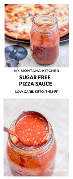 sugar free pizza sauce recipe comes together in minutes and is a simple way. Awesome This sugar free pizza sauce recipe comes together in minutes and is a simple way. This sugar free.Awesome This sugar free pizza sauce recipe c. Keto Foods, Healthy Low Carb Recipes, Low Carb Dinner Recipes, Thm Recipes, Sugar Free Recipes Dinner, Dessert Recipes, Sugar Free Meals, Sugar Free Diet, Low Sugar Recipes