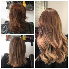 @myhouseof_dolls  We had a big change today!! We took our gorgeous new client Issy from a mid brown to a soft beige blonde balayage and then created this beautiful mane of @hairrehablondon hair extensions  #welovehairextensions #hair #hairextensions #hairextensionsbirmingham #hairextensionspecialist #thehouseofdolls #blondehair #balayage