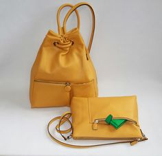 #yellowbag #madeinitaly