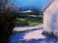 'Before the Storm' by John O' Grady Provence, France